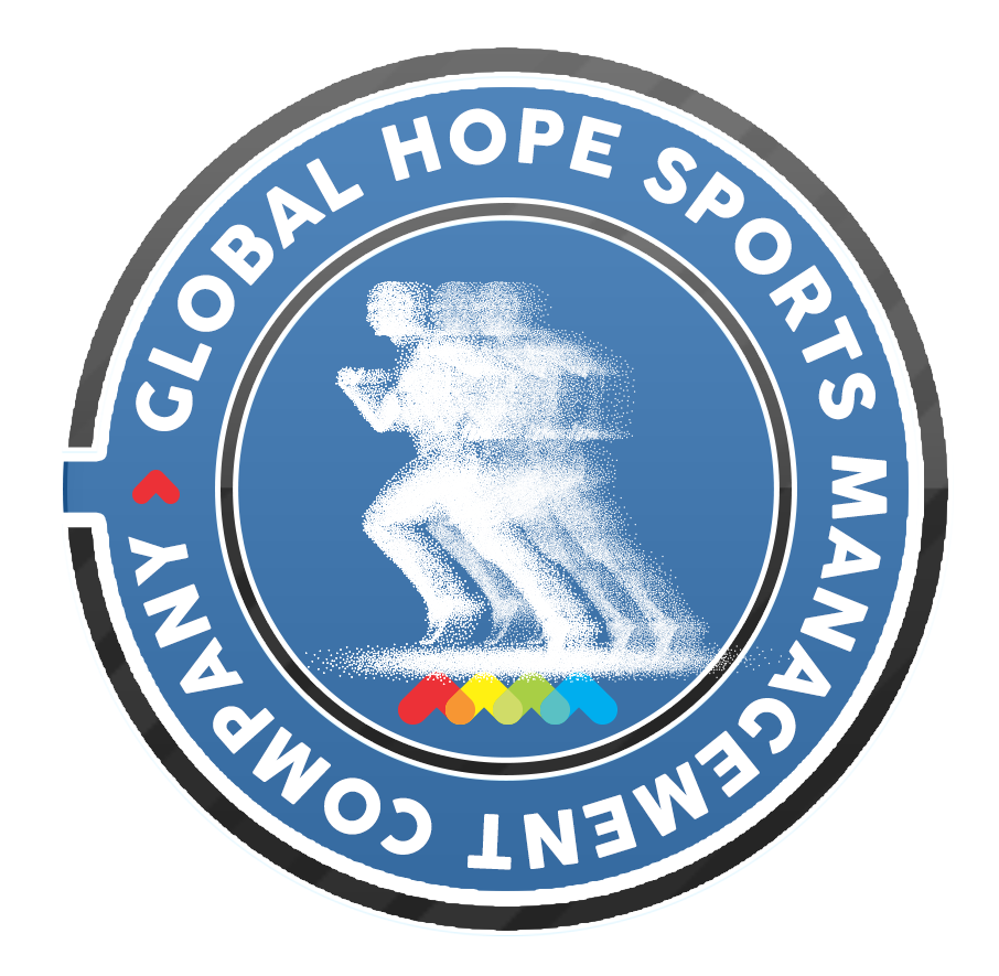 Global Hope Sports Management Company Retina Logo